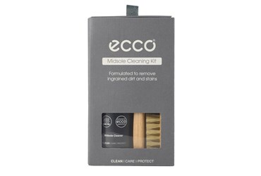 TRANSPARENT ECCO MIDSOLE CLEANING KIT