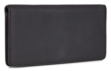 Black Jilin Large Wallet