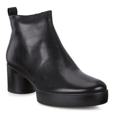 Black ECCO SHAPE SCULPTED MOTION 35 BOOT