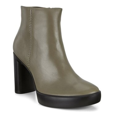 Grey ECCO SHAPE SCULPTED MOTION 75 BOOT