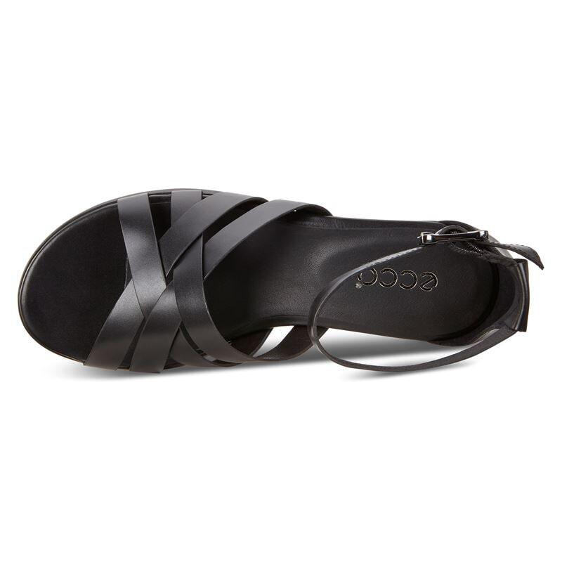 ecco flat sandals