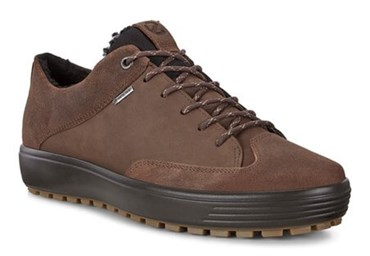 Brown ECCO SOFT 7 TRED