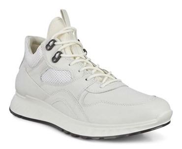 White ECCO ST.1
