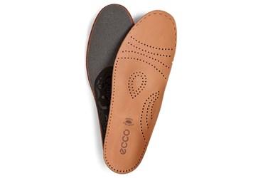 KAHVERENGI ECCO LEATHER INLAY SOLES