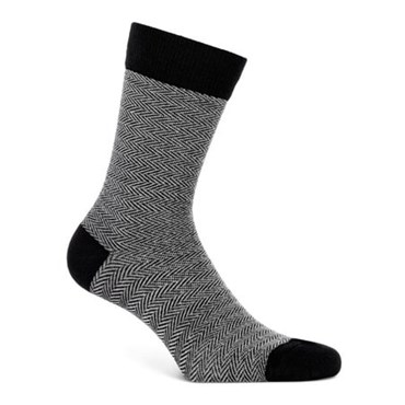 SIYAH ECCO Casual Socks