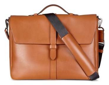Brown ECCO LARS BRIEFCASE