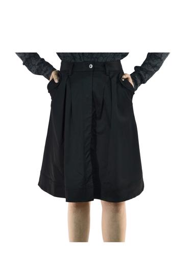 Siyah Dolce&Gabbana D&G Etek