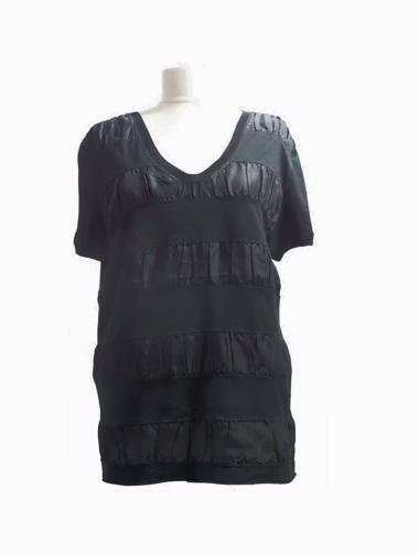 Siyah Prada T-Shirt
