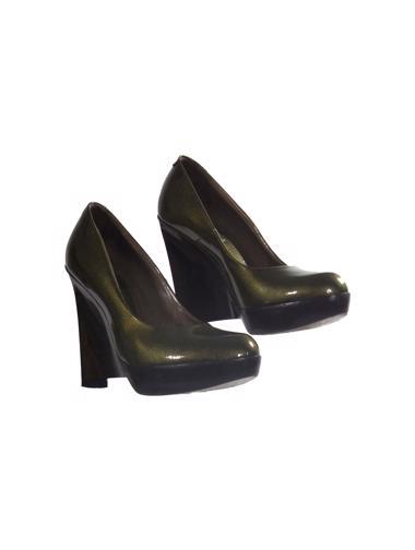 Yeşil Marni Ayakkabı