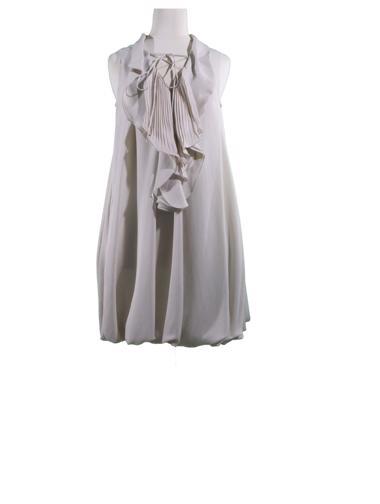 Krem Givenchy Elbise / Tunik