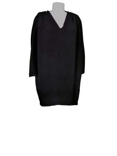 Siyah Academia Elbise / Tunik