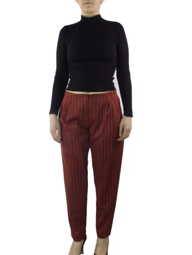 Kırmızı Bottega Veneta Pantolon