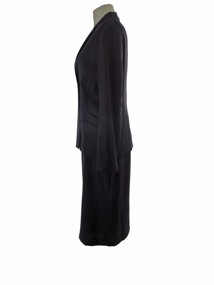 Siyah Jil Sander Etek - Ceket
