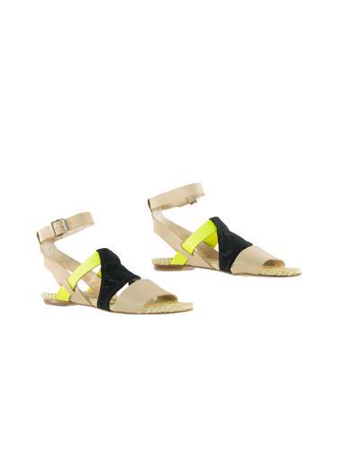 Bej Loeffler Randall Ayakkabı