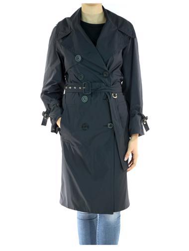 Siyah Gucci Pardösü