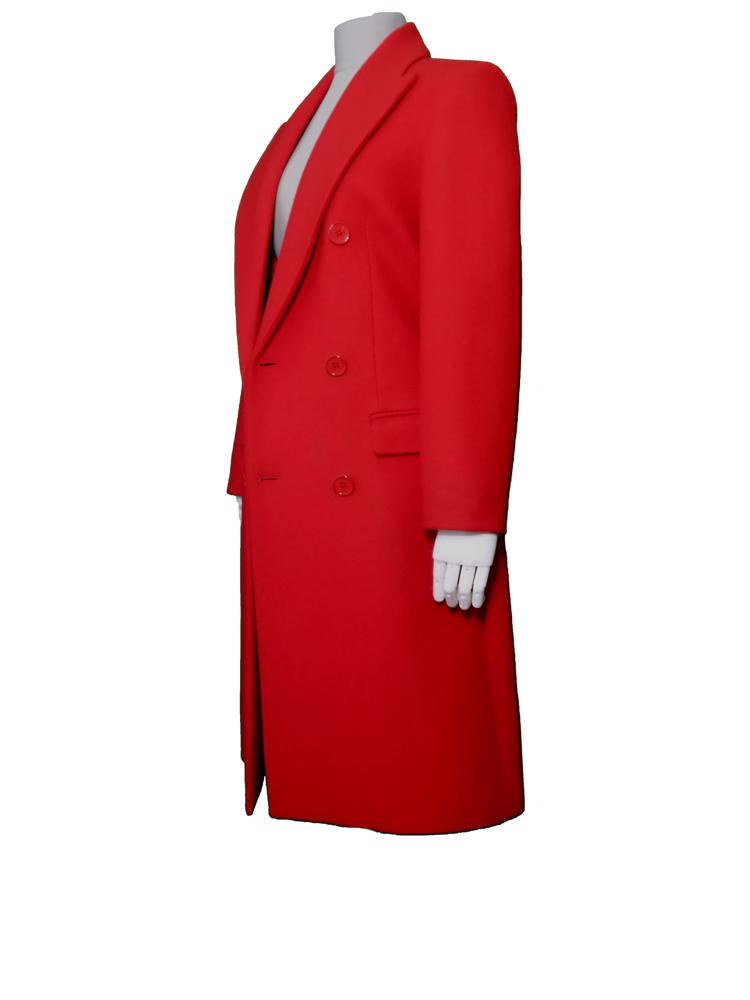 Kırmızı Michael Kors Palto