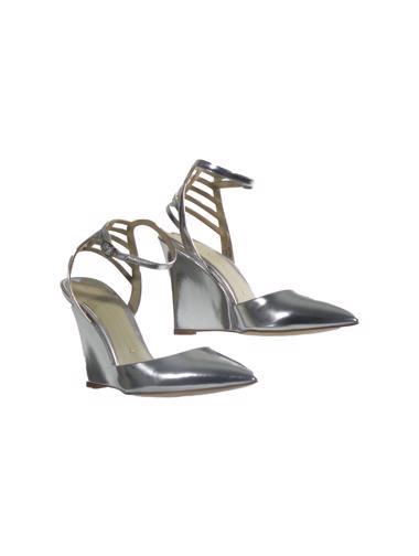 Gümüş Stella Luna Ayakkabı