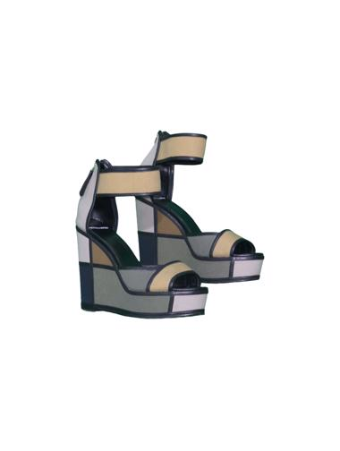 Yeşil Pierre Hardy Ayakkabı