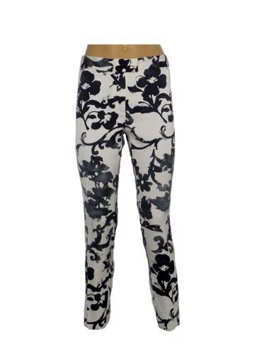 Beyaz Moschino Cheapandchic Pantolon