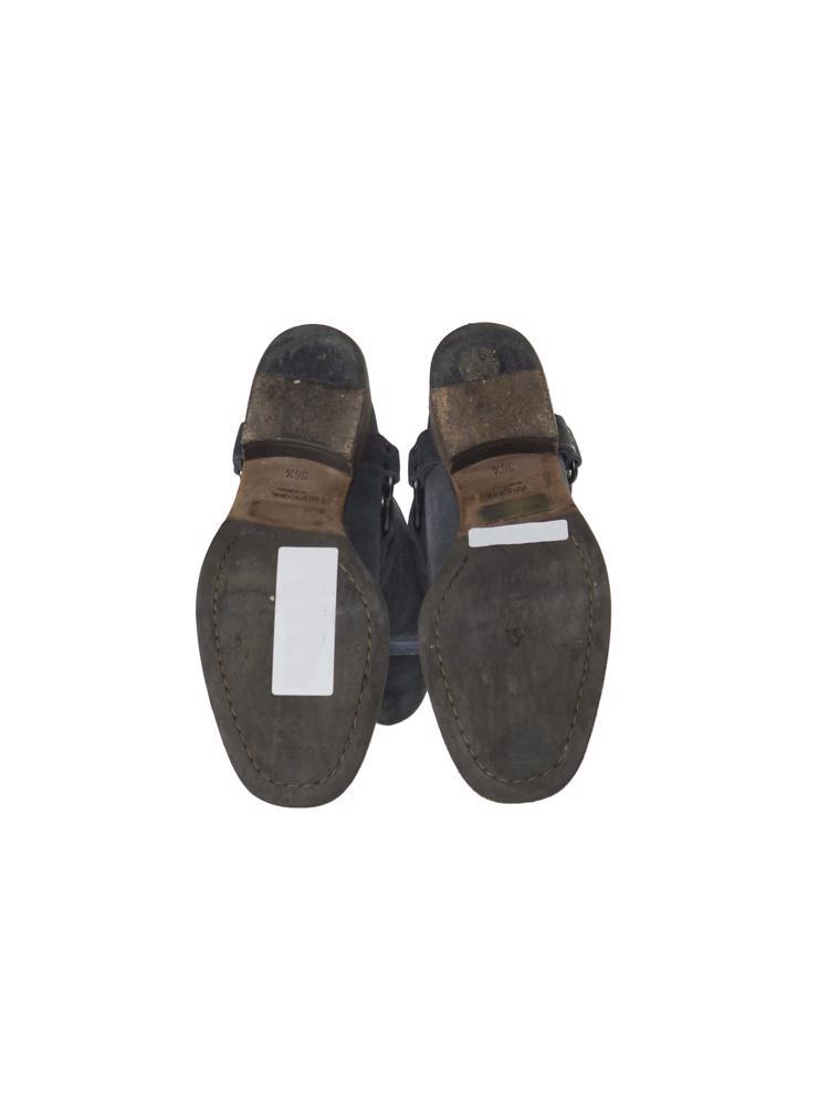 Gri Brunello Cucinelli Çizme