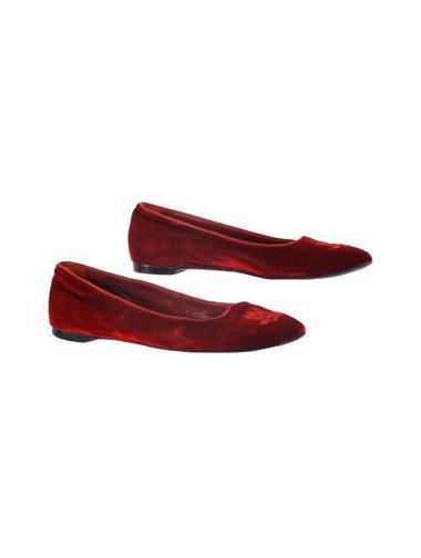 Kırmızı Ralph Lauren Collection Ayakkabı