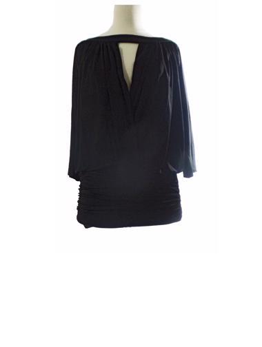 Siyah Bebe Elbise / Tunik