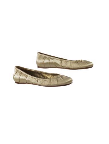 Krem Prada Ayakkabı