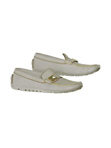 Krem Louis Vuitton Ayakkabı