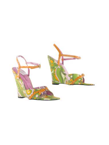Turuncu Dolce&Gabbana Ayakkabı