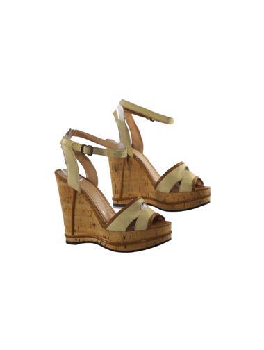 Krem Chloe Ayakkabı