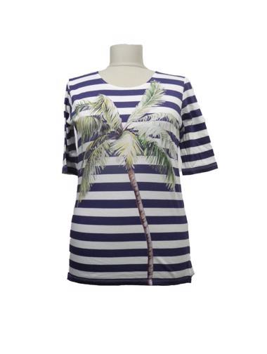 Lacivert Stella McCartney T-Shirt