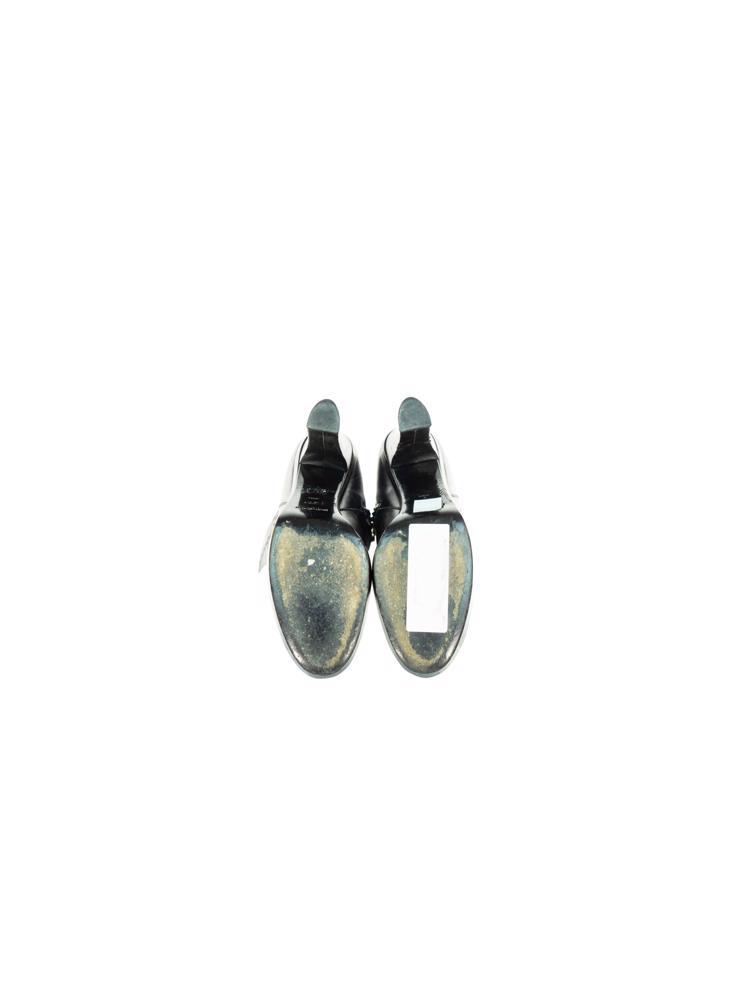Siyah Yves Saint Laurent Çizme