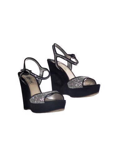 Siyah Miu Miu Ayakkabı