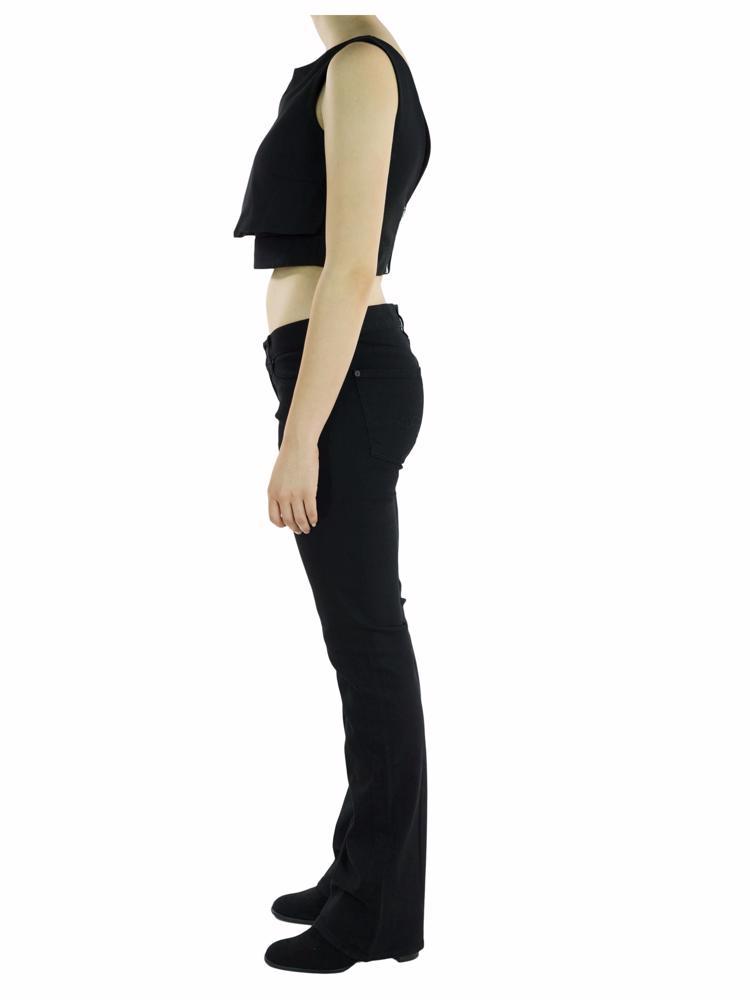 Siyah Seven Jean Pantolon