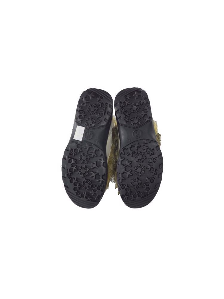 Krem Bogner Çizme