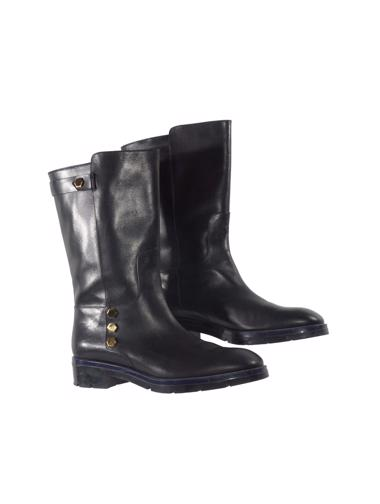Siyah Tod's Çizme
