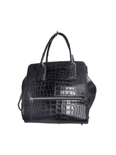 Siyah Barbara Bui Çanta
