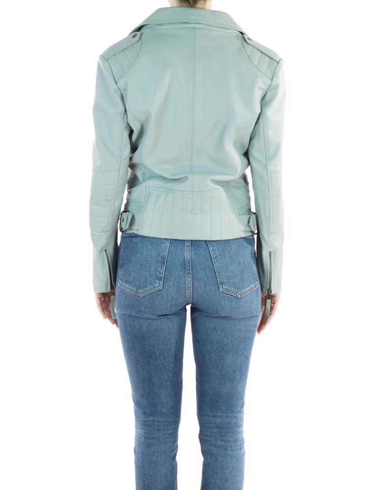 Mavi Berenice Deri Ceket