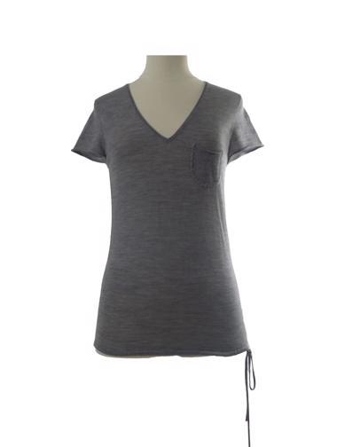 Gri Zadig&Voltaire T-Shirt