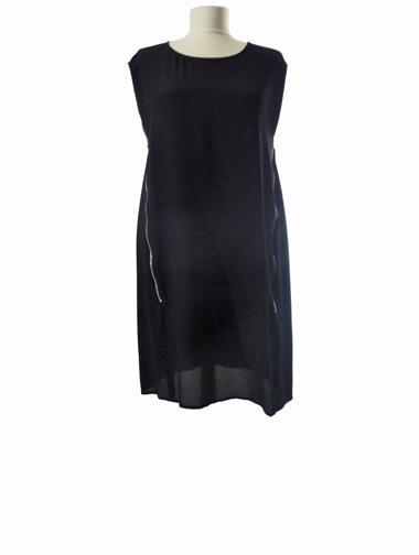 Siyah All Saints Elbise / Tunik