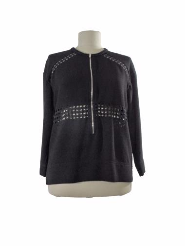 Siyah IRO Sweat-Shirt