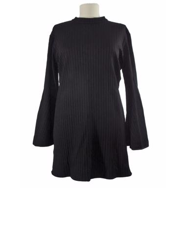 Siyah Ellery Elbise / Tunik