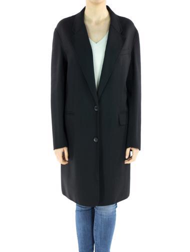 Siyah DKNY Palto