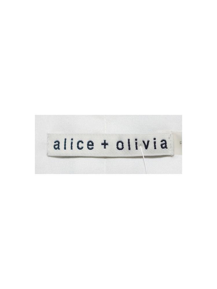 Beyaz Alice&Olivia Tulum - Yelek