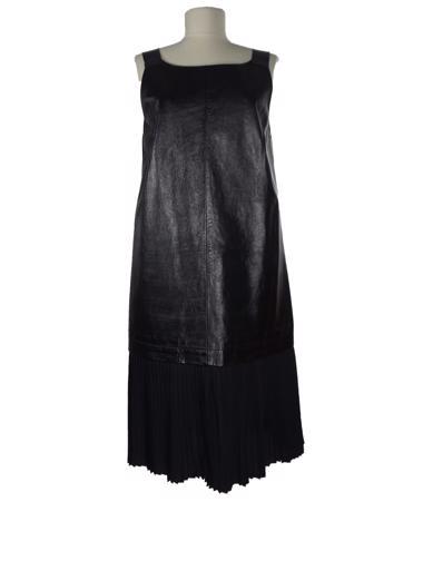 Siyah Maxmara Sportmax Elbise