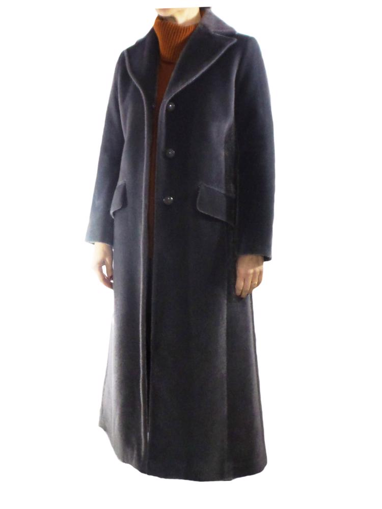 Gri Ju Ji Couture Palto