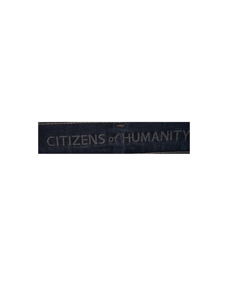 Lacivert Citizens of Humanity Jean Pantolon
