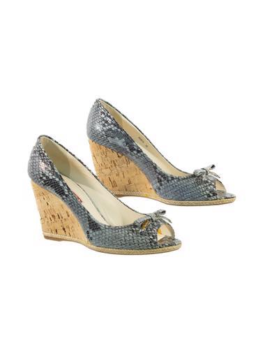 Mavi Prada Ayakkabı