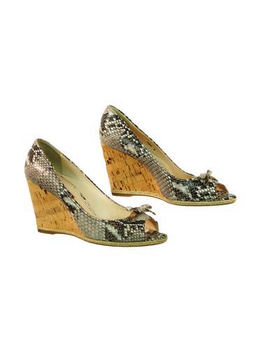 Kahve Prada Ayakkabı