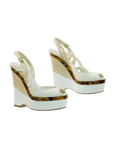 Krem Gucci Ayakkabı